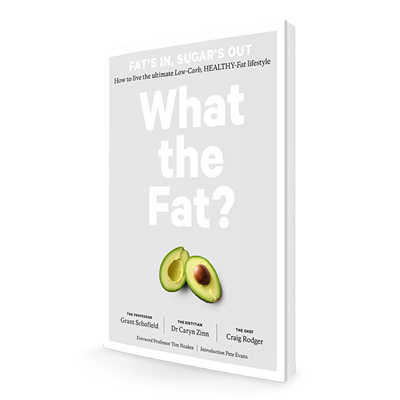 What The Fat? Book(Soft Cover)
