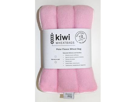Wheat Bag Baby Pink Polar Fleece