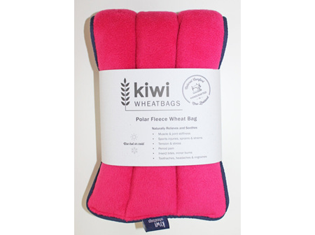Wheat Bag Fizzy Pink