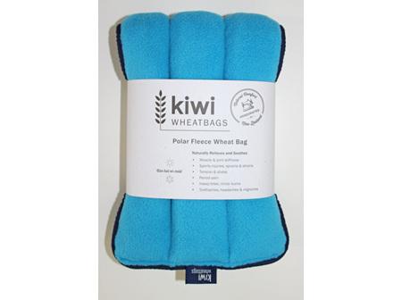 Wheat Bag Ocean Blue Polar Fleece