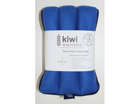 Wheat Bag Royal Blue Polar Fleece