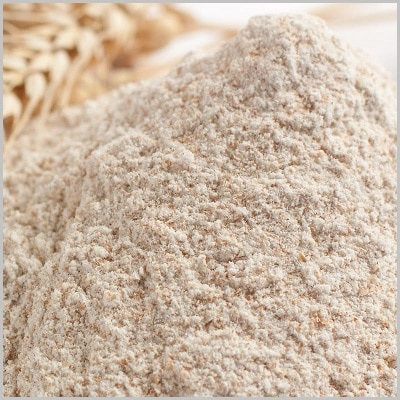 Wheat Flour Wholemeal Stoneground Organic Approx 1kg