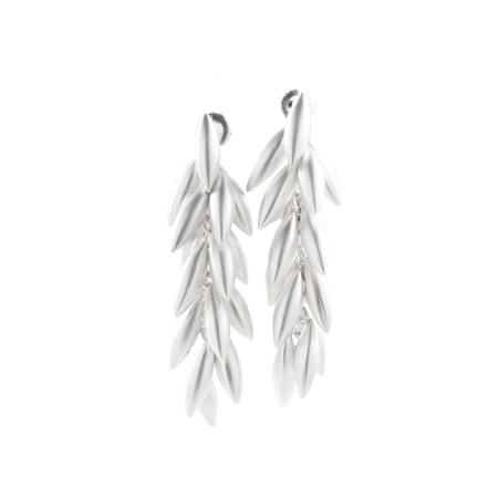 Wheat Post Earrings
