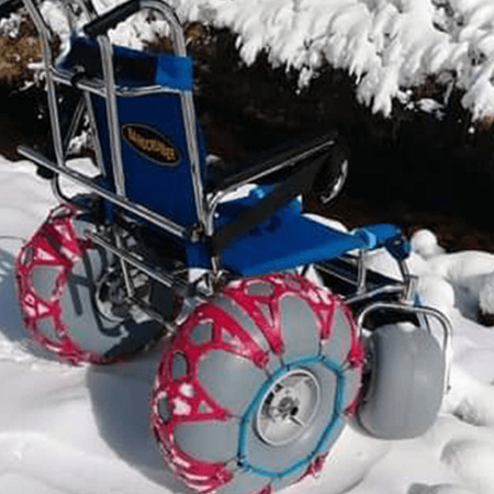 Wheeleez Wheels Traction Devices