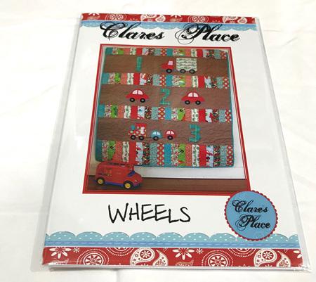 Wheels Quilt Pattern