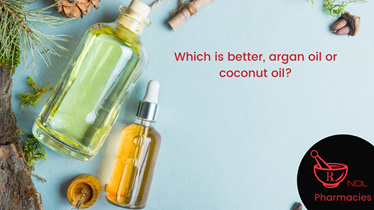 Which is better, argan oil or coconut oil