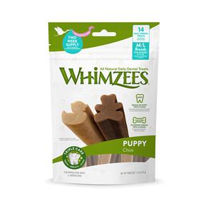 Whimzees Puppy Dental Dog Treats