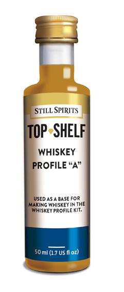 "Whiskey Profile ""A"""