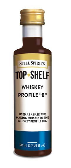 "Whiskey Profile ""B"""