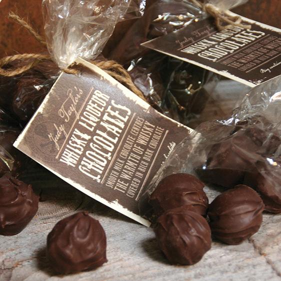 Whisky Liqueur Chocolates
