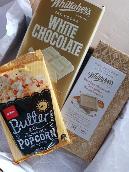 White Chocolate Lover Gift Box