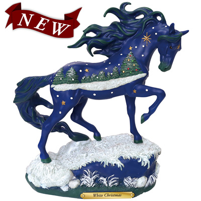 White Christmas - Trail of the Painted Pony