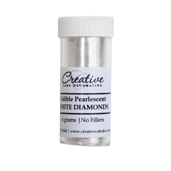 White Crystals - Creative