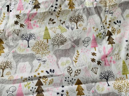 White Fabric Tones Lot 1