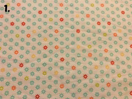 White Fabric Tones Lot 2
