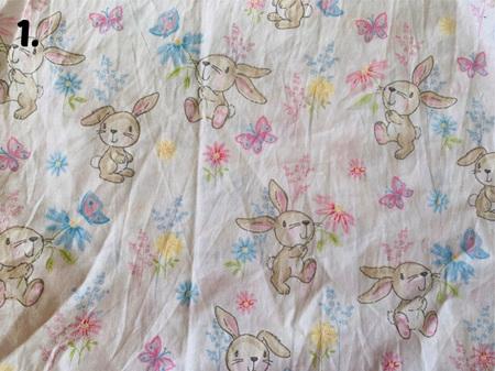 White Fabric Tones Lot 4
