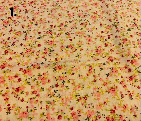 White Fabric Tones Lot 7