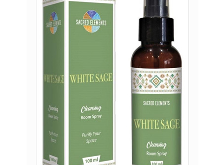 White Sage Room Spray
