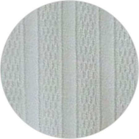 """White Stripe"", 50/50 Merino/Cotton Blend, 220 gsm"