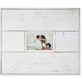 White Wash Photo Frame