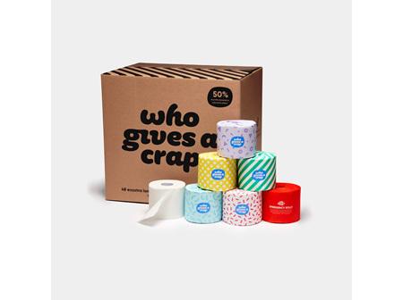 Who Gives A Crap 48box