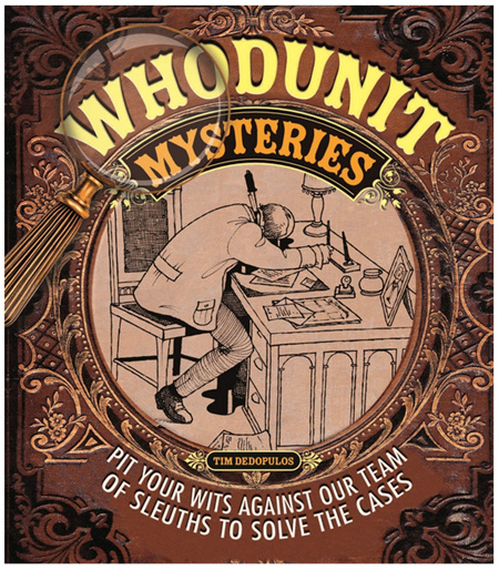 Whodunit Mysteries (Themed puzzles)