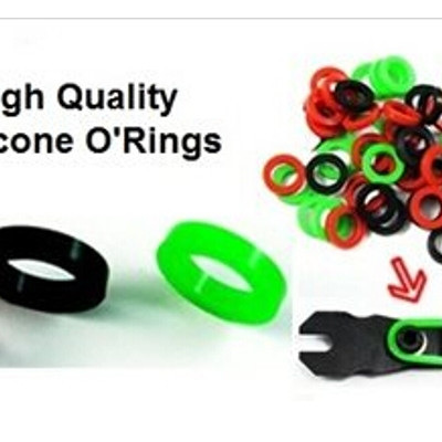 Whole Sale Silicone O-rings 500 pcs