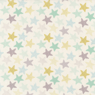 Wide Awake - Stars - White 1152
