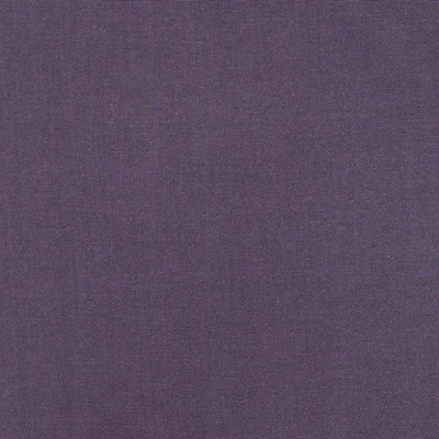 Wide Backing Fabric - Peppered Cotton - Aubergine