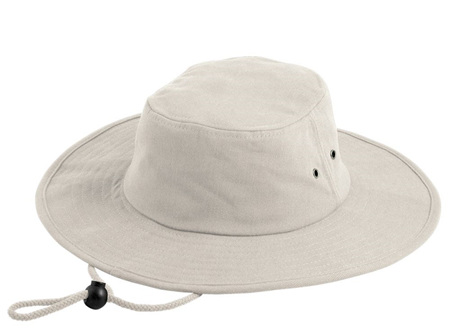 Wide Brim Outdoors Hat