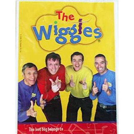 Wiggles Loot Bags