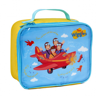 Wiggles lunch box