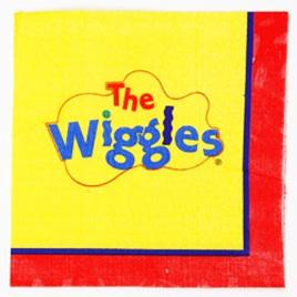 Wiggles - Napkins
