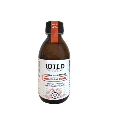 Wild Dispensary Anti-Flam Tonic 200mL