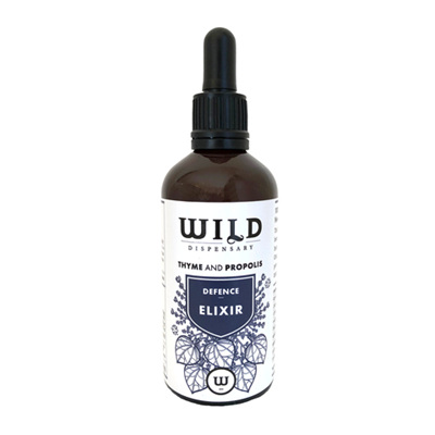 Wild Dispensary Defence Elixir 100mL