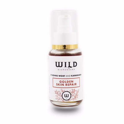 Wild Dispensary Golden Skin Repair Oil 50ml