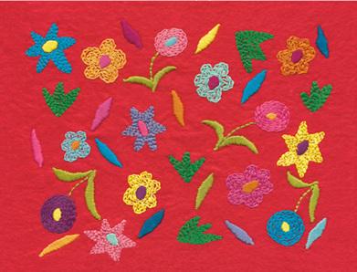 Wild Flower by Jennifer Pudney