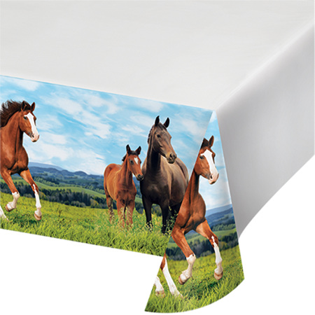 Wild Horses Table Cover