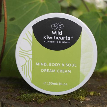 Wild Kiwihearts Mind, Body & Soul Dream Cream