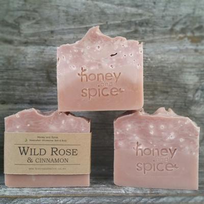 Wild Rose & Cinnamon
