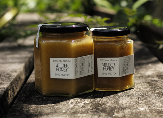 Wilderland Manuka Honey