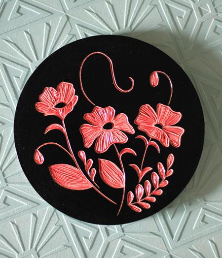 Wildflower 20cm round original