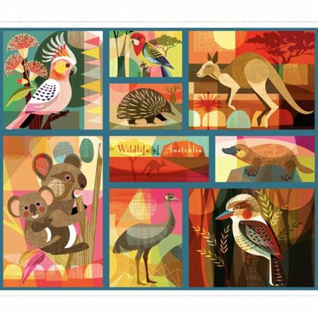 Wildlife of Australia Panel NT11770101