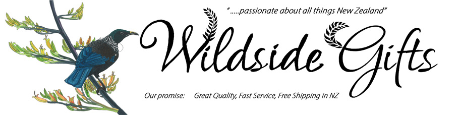 Wildside Gifts New Zealand Art on Giftware