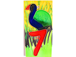 Wildside House Number 7 Takahe