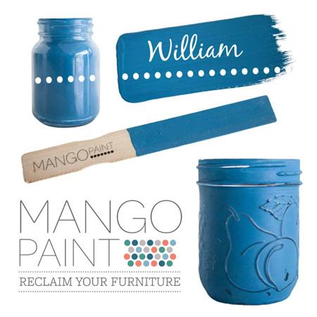 William Mango Paint