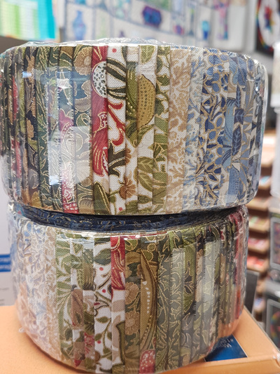 William Morris Holiday Collection Jelly Roll
