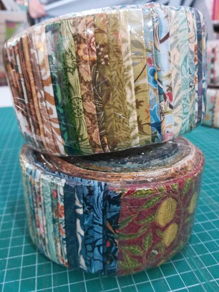 William Morris Jelly Roll