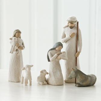 Willow Tree Nativity - 6 pieces