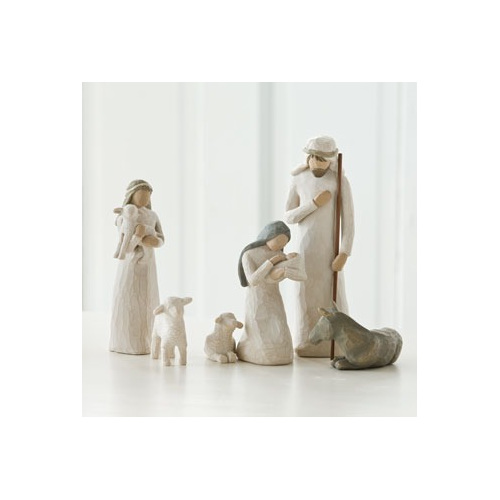 Willow Tree Nativity - 6 pieces